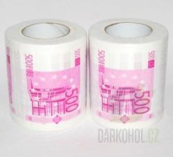 Hlavní kategorie - Toaletní papír 500Euro-3color