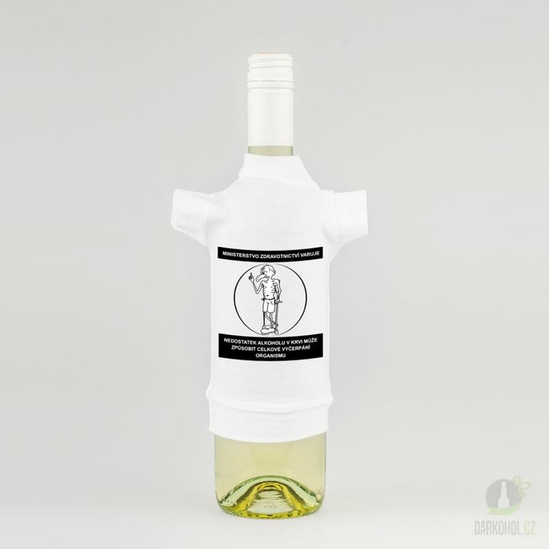 Hlavní kategorie - Tričko na láhev -Zdravotnictví