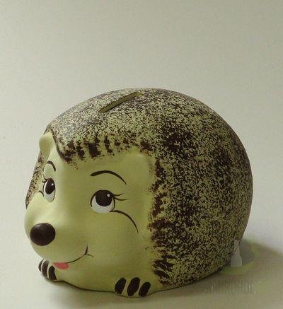 Hlavní kategorie - Pokladnička- ježek