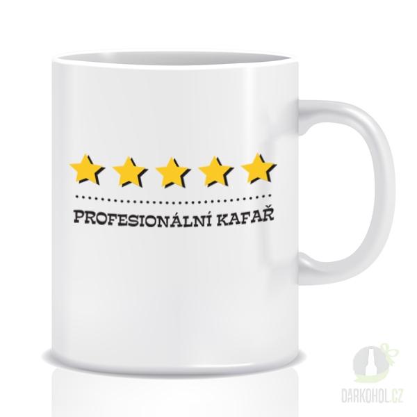 Hlavní kategorie - Hrnek-Profesionální kafař