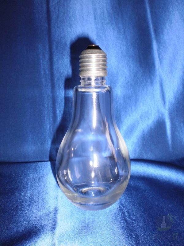 Hlavní kategorie - Láhev čirá Žárovka  0.2l