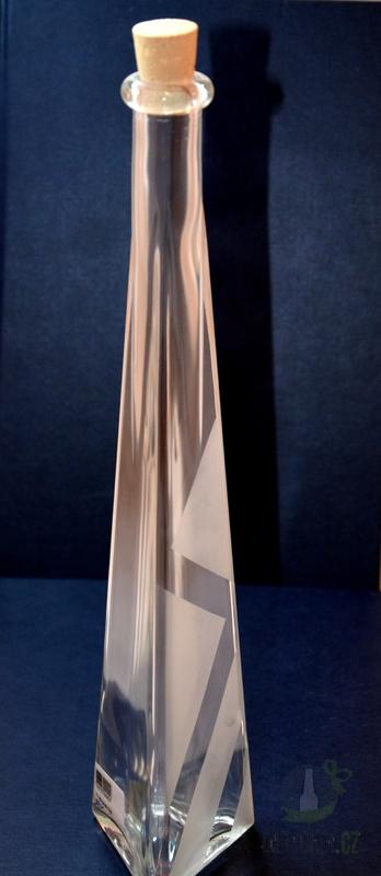 Hlavní kategorie - Lahev pískovaná Trojhran 0,2l