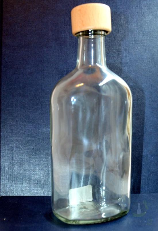 Hlavní kategorie - Láhev čirá Gin 0,35l