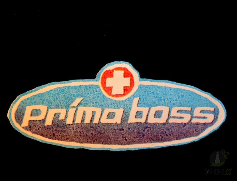 Hlavní kategorie - Trenýrky černé-Prima boss-poslední kus!
