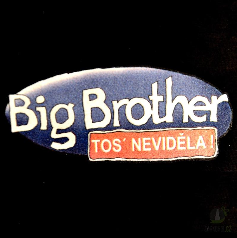 Hlavní kategorie - Trenýrky černé-Big Brother-poslední kus!