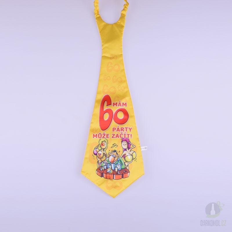 Hlavní kategorie - Kravata-Mám 60