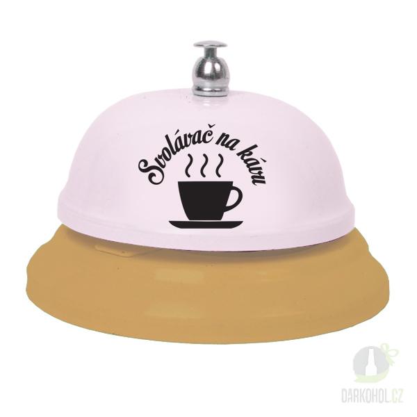 Hlavní kategorie - Zvonek - Svolávač na kávu