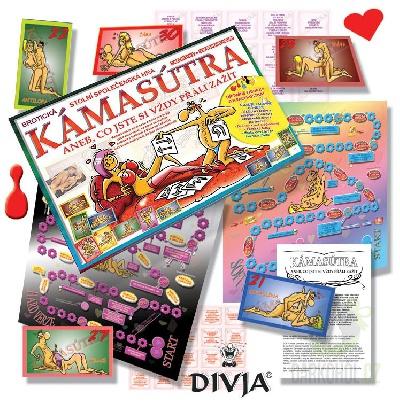 Hlavní kategorie - Společenská hra-Kámasútra