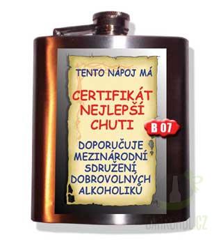 Hlavní kategorie - Placatice-Tento nápoj má certifiká