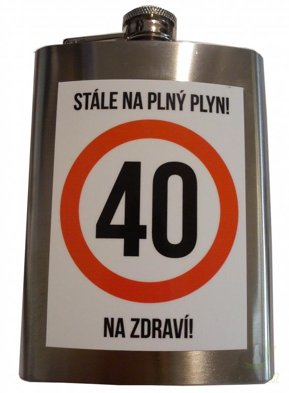 Hlavní kategorie - Placatice-Stále na plný plyn 40