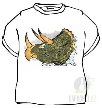 Hlavní kategorie - Triko Triceratops dětské