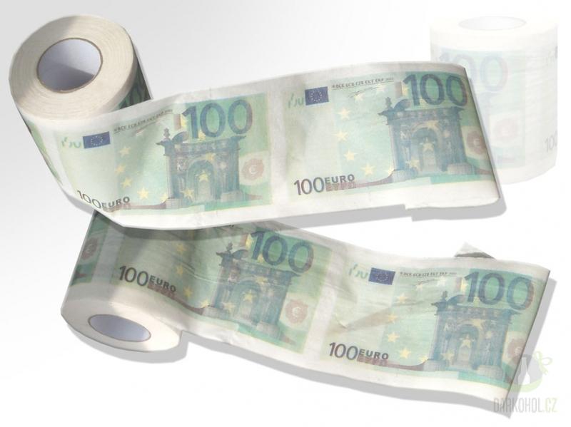 Hlavní kategorie - Toaletní papír 100EUR