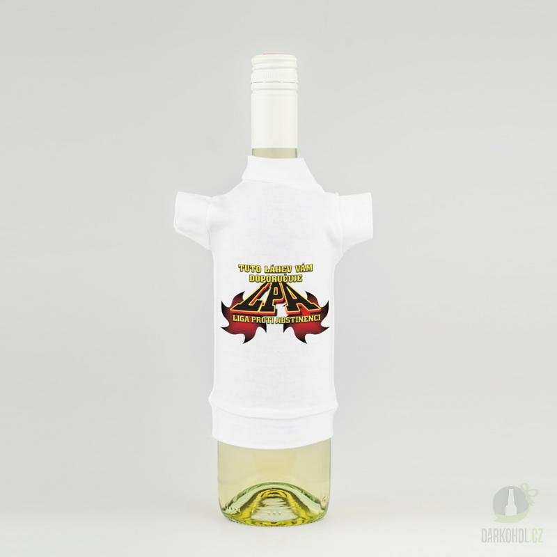 Hlavní kategorie - Tričko na láhev- LPA-Liga proti abstinenci