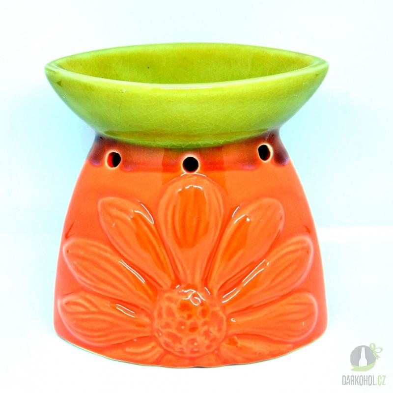 Hlavní kategorie - Aroma lampa-kytka oranžová