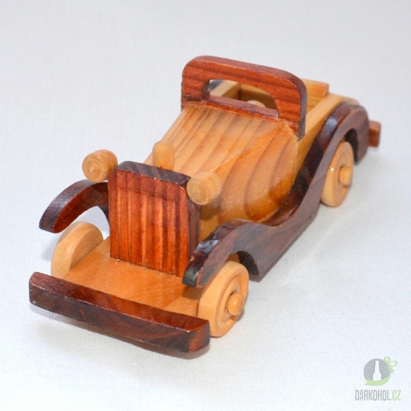 Hlavní kategorie - Auto osobní dřevo - poslední kus !!!