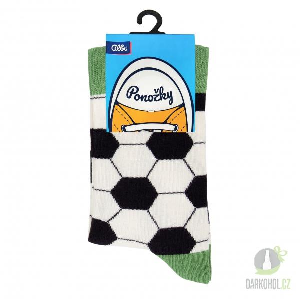 Hlavní kategorie - Barevné ponožky fotbal