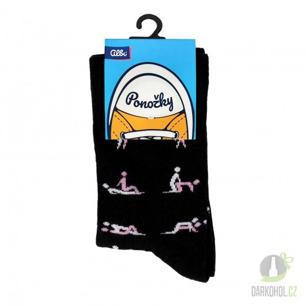 Hlavní kategorie - Barevné ponožky polohy sexu