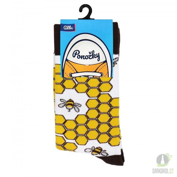Hlavní kategorie - Barevné ponožky včely