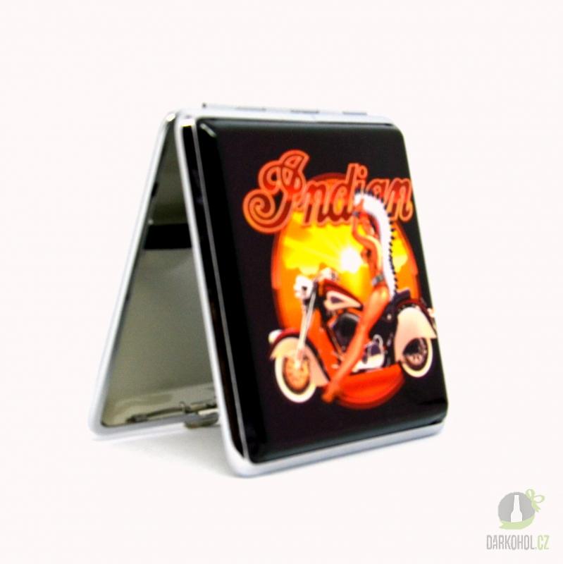 Hlavní kategorie - Cigaretové pouzdro KS/20 motobike Indián-poslední kus!