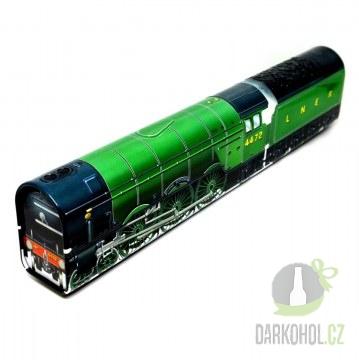 Hlavní kategorie - Dóza Lokomotiva zelená 330*69*45mm-poslední kus!