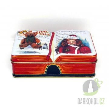 Hlavní kategorie - DOZA obdélník ve tvaru knihy 140*92*45 medvídek-poslední kus!