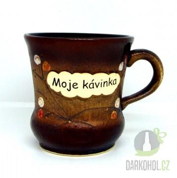 Hlavní kategorie - Hrnek B Moje kávinka