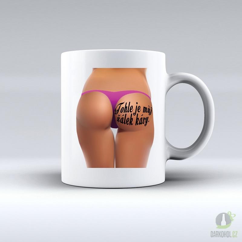 Hlavní kategorie - Hrnek-Můj šálek kávy