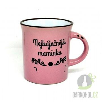 Hlavní kategorie - Hrnek  Maminka růžový