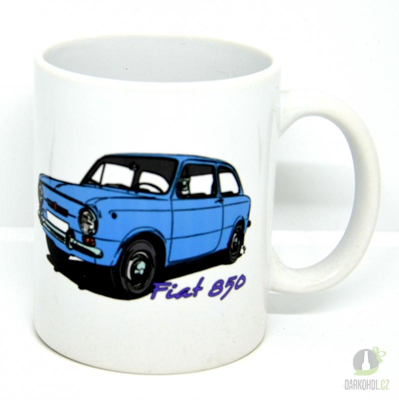 Hlavní kategorie - Hrnek retro Fiat 850