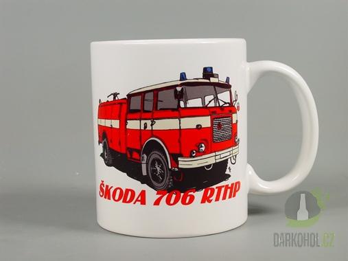 Hlavní kategorie - Hrnek retro Škoda 706 RTHP
