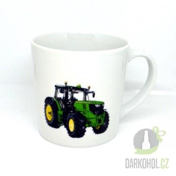 Hlavní kategorie - Hrnek traktor zelený