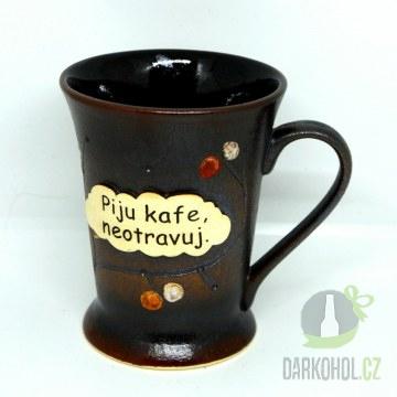 Hlavní kategorie - Hrnek V-Piju kafe, neotravuj