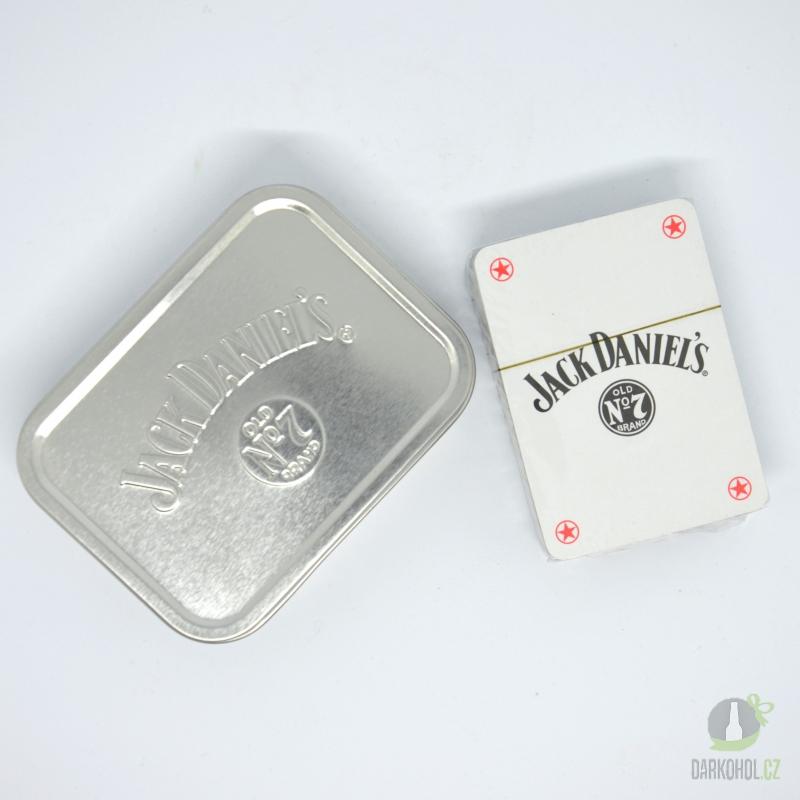 Hlavní kategorie - Karty Jack Daniels