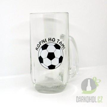 Hlavní kategorie - Korbel sklo fotbal