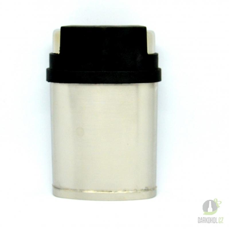 Hlavní kategorie - Likérka stříbrná se třemi pohárky 825CH