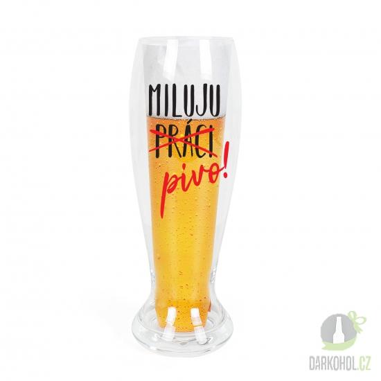 Hlavní kategorie - Maxituplák Miluji práci,pivo