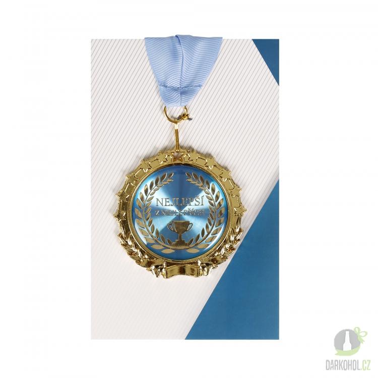Hlavní kategorie - Medaile Nejlepší z nejlepších