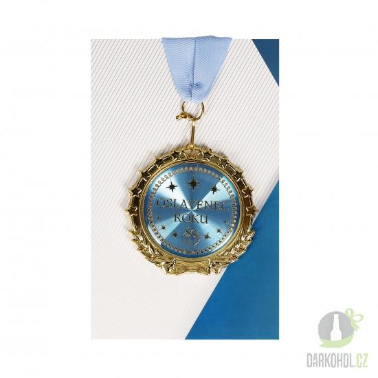 Hlavní kategorie - Medaile Oslavenec roku