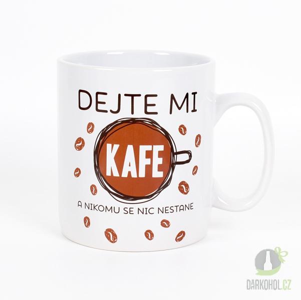 Hlavní kategorie - Megahrnek extra Dejte mi kafe