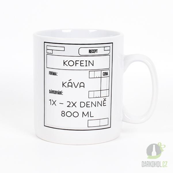 Hlavní kategorie - Megahrnek Recept kofein
