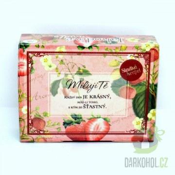IMPORT - Mýdlo v krabičce Miluji tě