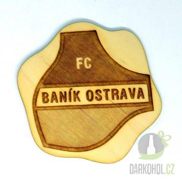 Hlavní kategorie - Podtácek Baník Ostrava