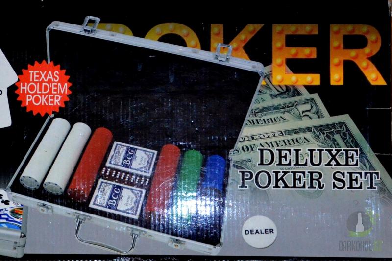 Hlavní kategorie - Poker set Alu kufřík