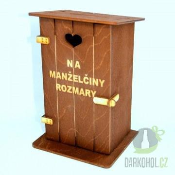 IMPORT - Pokladnička-Záchod-Na manželčiny rozmary