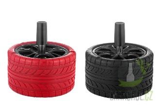 Hlavní kategorie - Popelník pneumatika 9 cm assort
