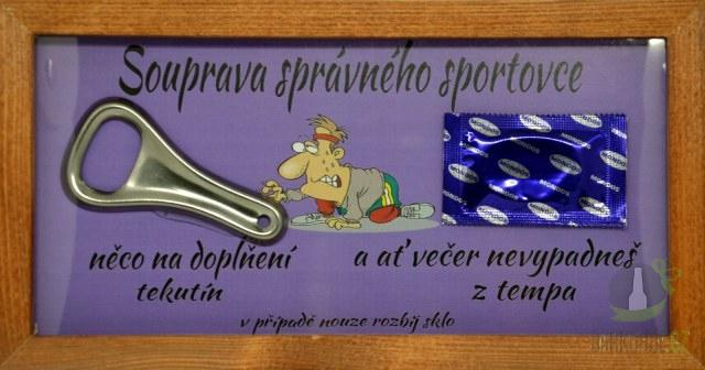 Hlavní kategorie - Rámeček dlouhý-Souprava správného sportovce