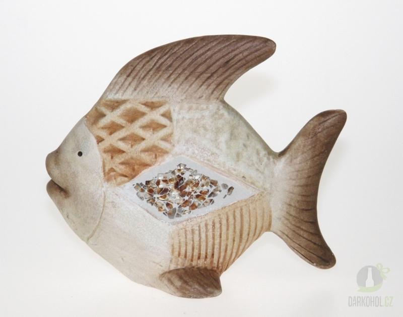 Hlavní kategorie - Keramická Ryba mozaika