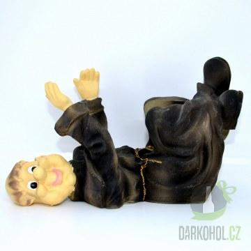 Hlavní kategorie - Stojan na víno mnich ležící