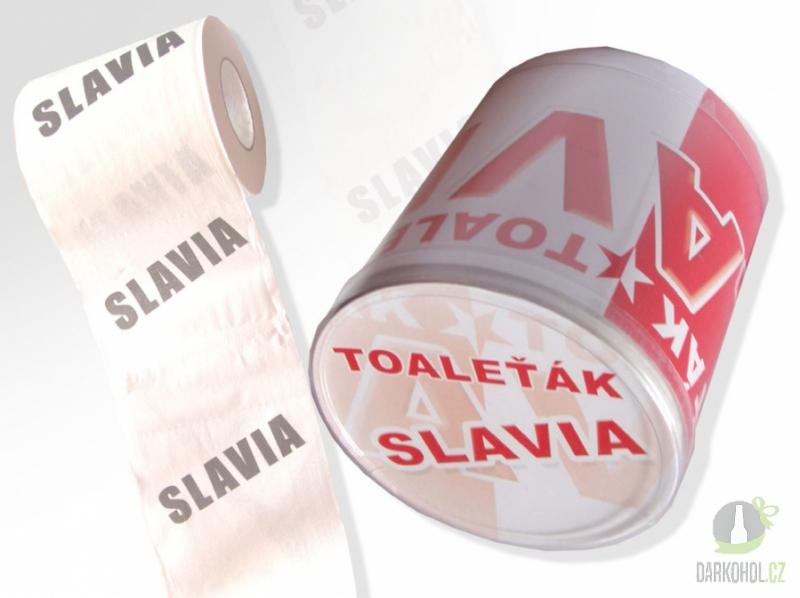 Hlavní kategorie - Toaletní papír Slavia