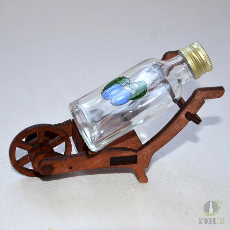 Hlavní kategorie - Dřevěný trakař s panákem